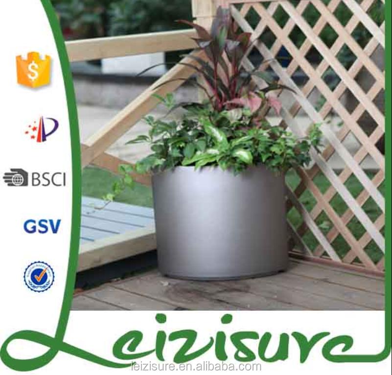 2015 Cheap Decorative Plant Pots Outdoor Combined Plastic Flower Pot ...