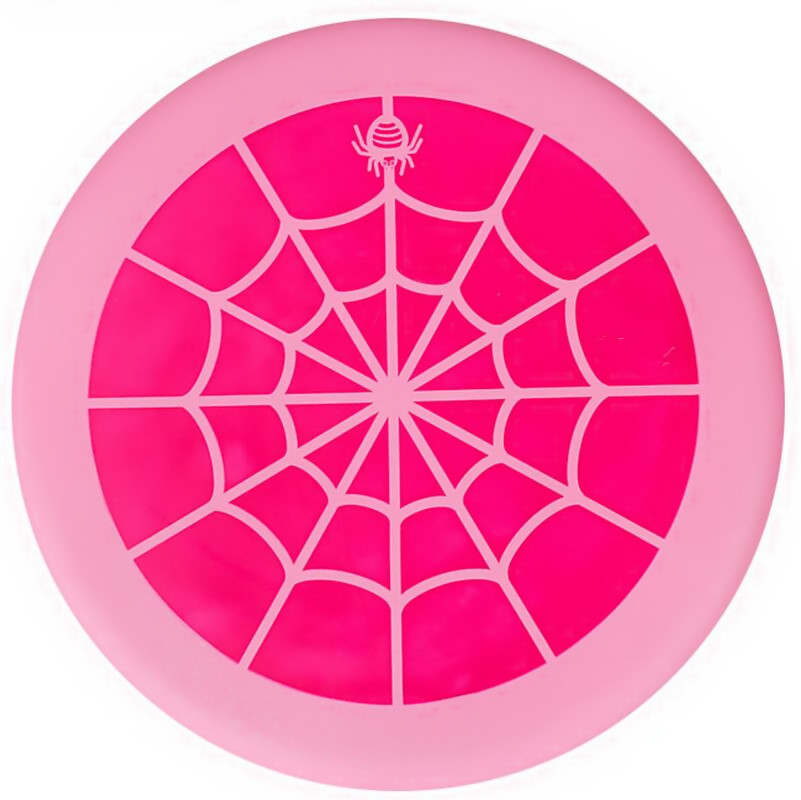 Wholesale Custom Silicone Rubber Frisbee For Dog Training Flying Disc