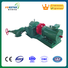 brushless inclined jet turbine manufacturer