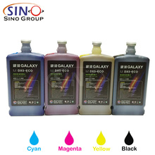 Printing Inks Outdoor Large Format Printer 100% Original Galaxy ECO Solvent Ink
