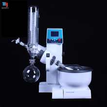 Small 2l alcohol distiller,alcohol distillation rotary evaporator