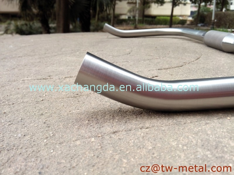 OEM Titanium road bicycle handlerbar Customized race handle bar custom handle bar