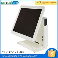 NT-915D All in one touch screen POS and handheld POS terminal with drivers POS 5890T