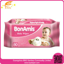BonAmis Brand Organic Baby Wet Wipe Price from China
