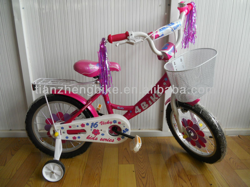 new design children bicycle/kids 18 inch girls bikes