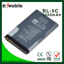 Compatible mobile phones battery for nokia bl-5c