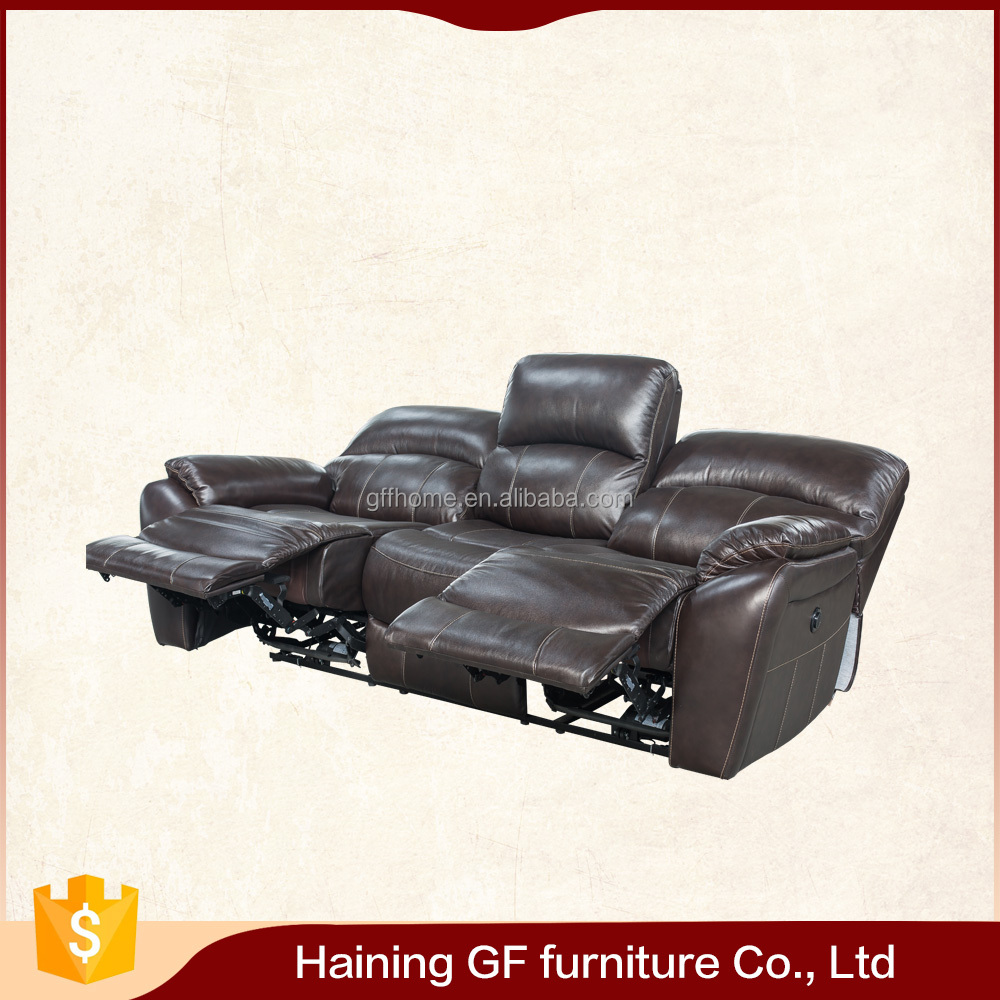 settle back comfortable seat rich shade touch button double power recliner sofa