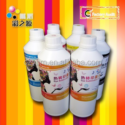 textile direct printing sublimation ink for Epson 9710 7710 7910 9700 7700 7800 9800 4800 4880 9880 3880 4000 10600