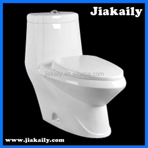 JKL-286 Top quality Bathroom one piece siphonic chaoan toilet