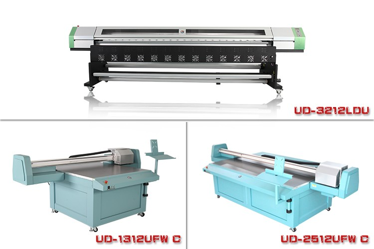 Galaxy Eco Solvent Printer UD-18C8AE