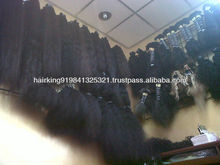 TOP SUPERIOR QUALITY INDIAN HAIR COMPANY FOR LONDON DOUBLE SEW MACHINE WEFT PRODUCTS