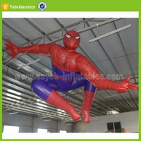 advertising giant inflatable model rubber spider man cartoon for sale