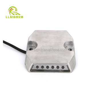 Easily visible IP67 wired led traffic road stud