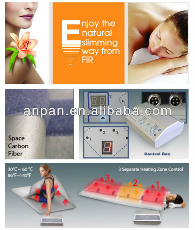 Infrared Fat Reducing Instrument, Sauna blanket for reduce pain
