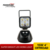 Sanmak Hotsale Handle Work Light 15w Portable Light Car Parts Accessories Rechargable Cordless LED Work Light with Magnetic Base