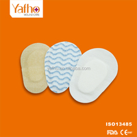 wound healing and infection prevention eye pad