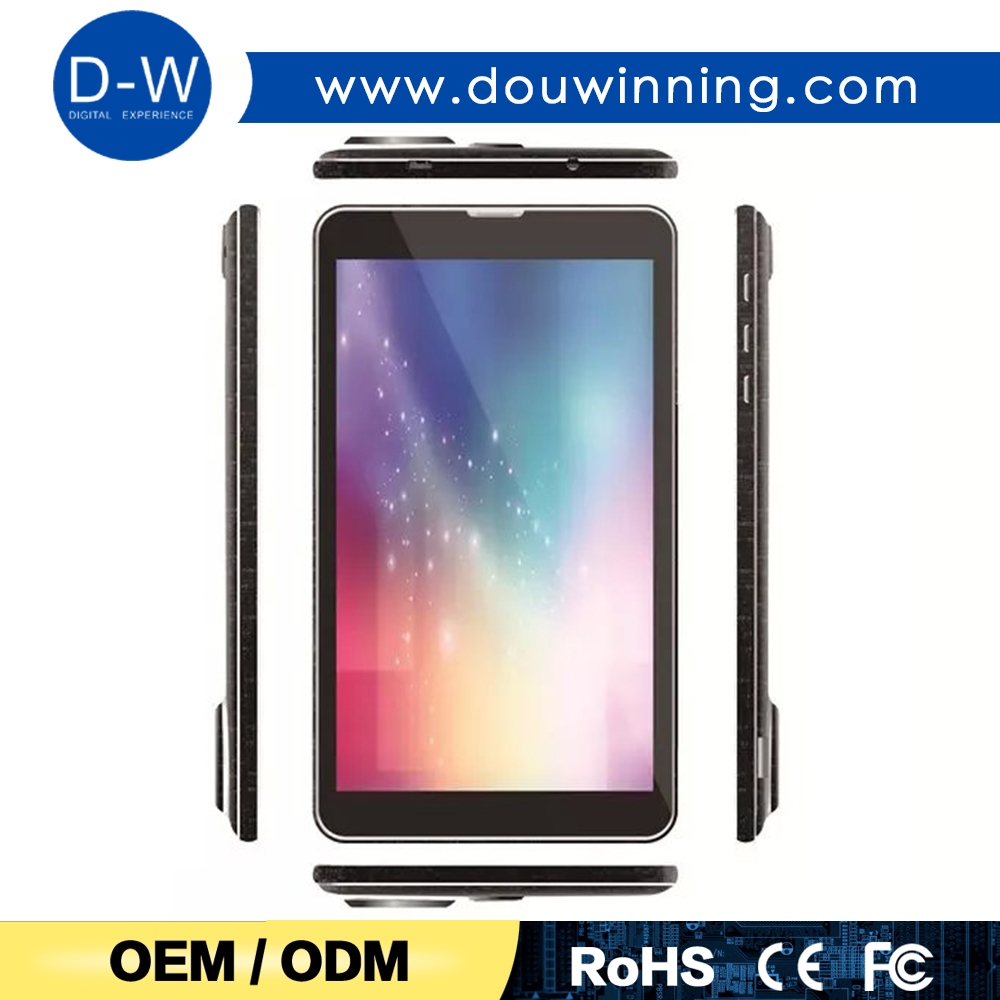 "7"" HD 1024*600 touch screen quad core 3G cheap tablet pc price china"