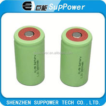 nimh battery pack 2.4v 800mah nimh battery rechargeable batteries AAA/AA/A/SC/C/D/F size