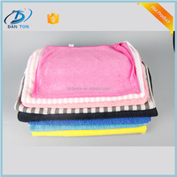 100% China manufacture home use best cotton towel