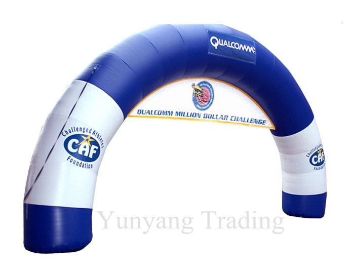 2017 New design inflatable arch for events