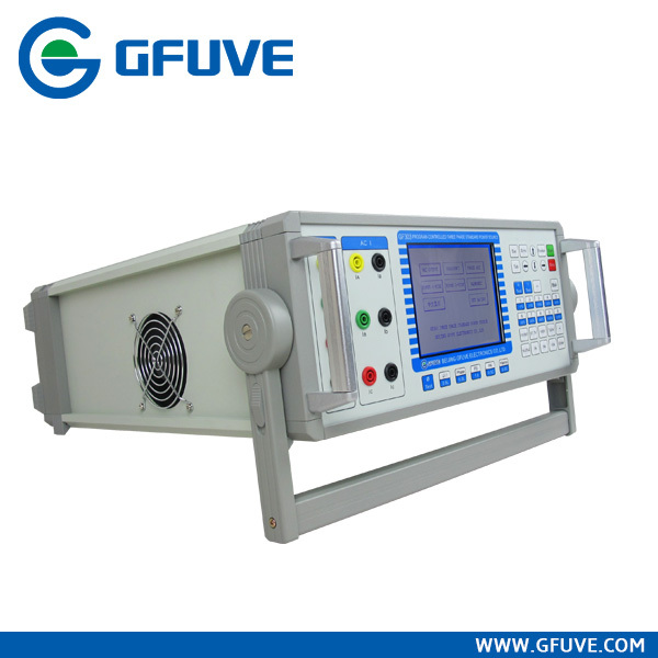 GFUVE three phase standard power source GF303 Three Phase Phantom Load Kits