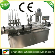 15 years Customized automatic filling and capping machine for bottles
