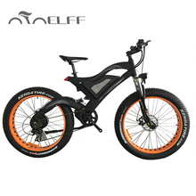 500W Lithium Bettery fat tire electric mountain bicycle