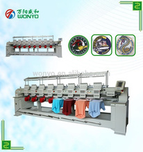 WONYO 8 head embroidery machine price feiya / dahao part embroidery machine/richpeace embroidery design