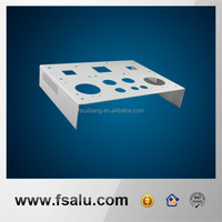Aluminum Sheet Metal Parts Fabrication Work