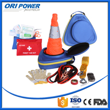 OP CE FDA ISO approved roadside vehicle automobile first aid kit