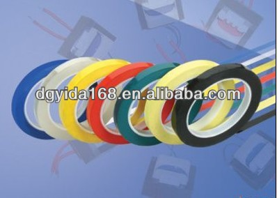 Insulation for transformer/motor/capacitor's electronic components Mylar TapeMylar Insulation Adhesive Tape
