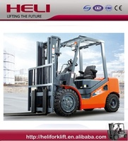 China Top1 Manufacturer HELI New H3 Series 3 ton forklift truck price