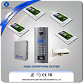 Apartment Video Door Phone Intercom System