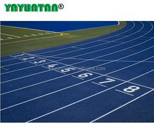 professional 8 lines IAAF standards Stadium marathon running track