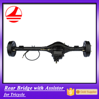 Chongqing Factory 3 wheeler spare parts atv rear axle