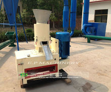 Sugar cane pellet extruder /pellet forming machine for stove burning
