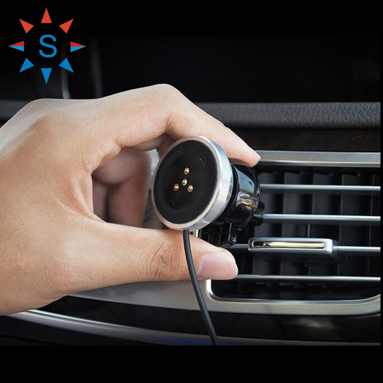 Super Strong Magnetic Wireless Charger For Xiaomi Mi5 Car Phone Holder