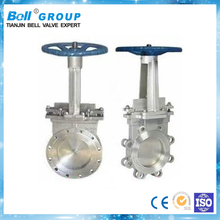 4 inch water knife gate valve with prices