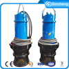 Submersible Axial Flow Water Pumping Machine