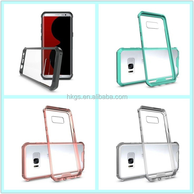 Internet Phone Parts 2 In 1 Design Hybrid Combo Cover Case For Samsung Galaxy S8