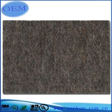 Factory direct needle punched polyester felt manufactured in China