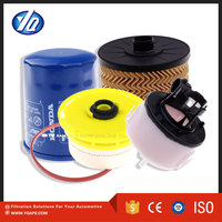 High quality Lubrication system OEM Auto oil filter assembly