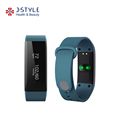Bluetooth 4.0 Heart Rate Wrist Smart Watch Blood Pressure Monitor