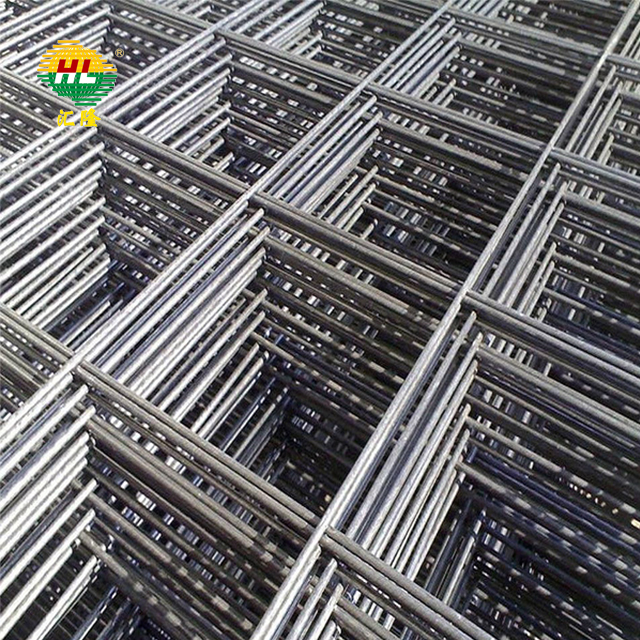 Hot dipped galvanized / PVC coated / stainless steel welded square wire <strong>mesh</strong>