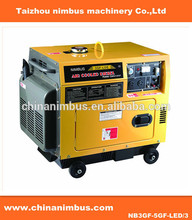 Factory direct silent Diesel Generato japan diesel generator