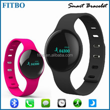 Multicolor pedometer , sleep monitor mtk smart watch phone for Sony/TCL