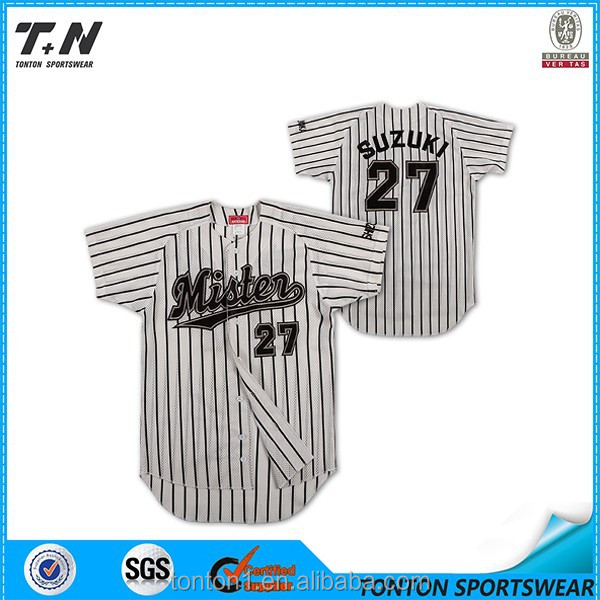 Cheap Blank baseball jerseys wholesale