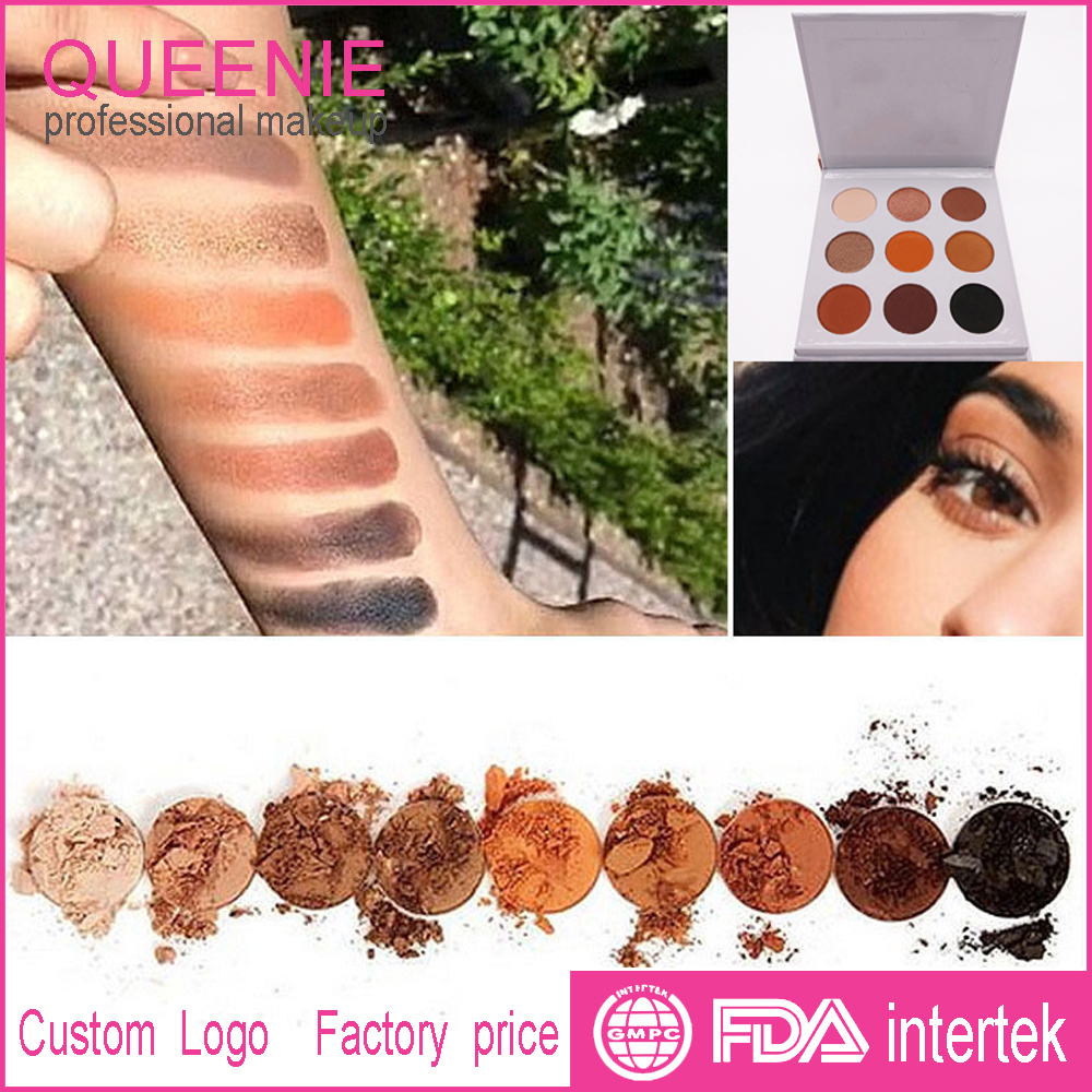 wholesale makeup bulk cosmetics private label eyeshadow palette