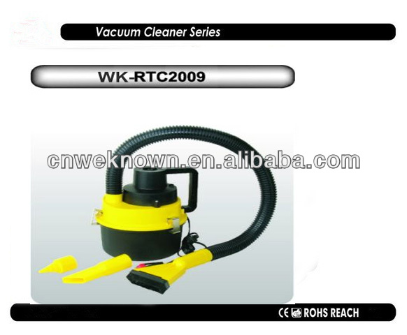 Strong Suction Car Vacuum Cleaner WK-RTC2009