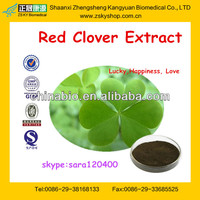 100%Natural Red Clover Plant Extract Powder